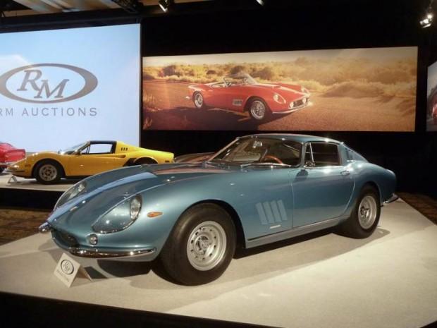 1966 Ferrari 275 GTB, Body by Scaglietti