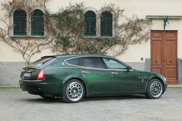 2009 Maserati Bellagio Fastback, Body by Touring