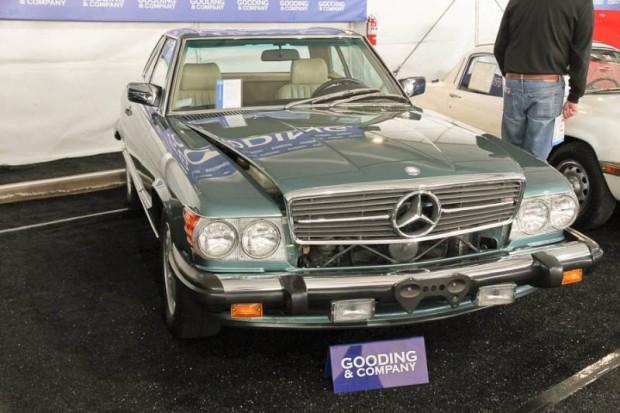 1989 Mercedes-Benz 560SL Roadster