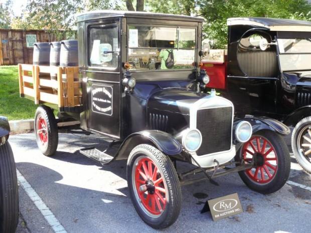 1926 Ford Model TT 1-Ton Stake Truck