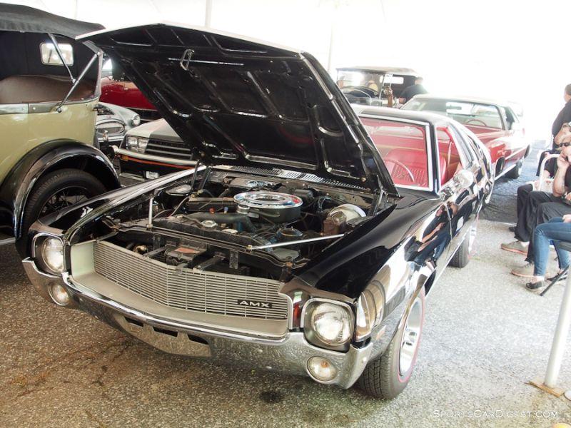 1969 AMC AMX 2-Dr. Hardtop