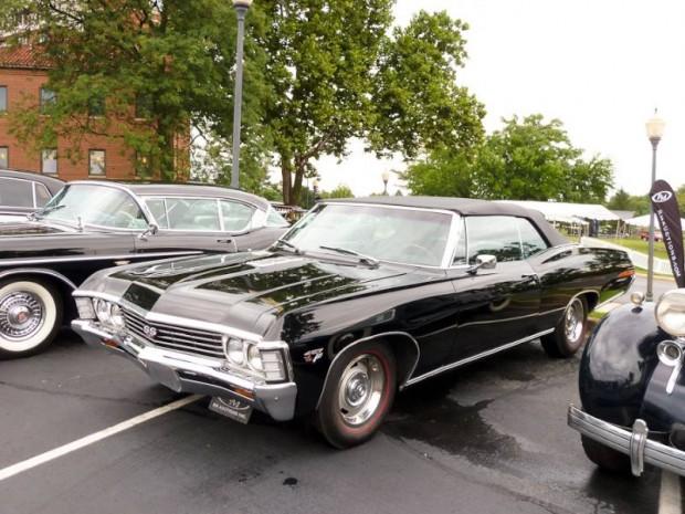 1967 Chevrolet Impala SS 427 Convertible