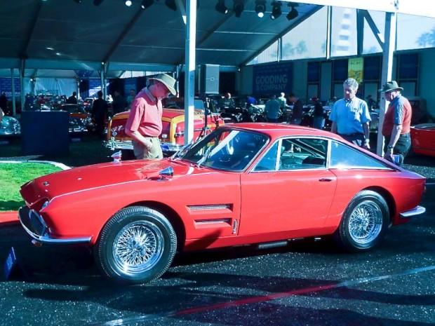 1967 Trident Clipper Fissore Coupe
