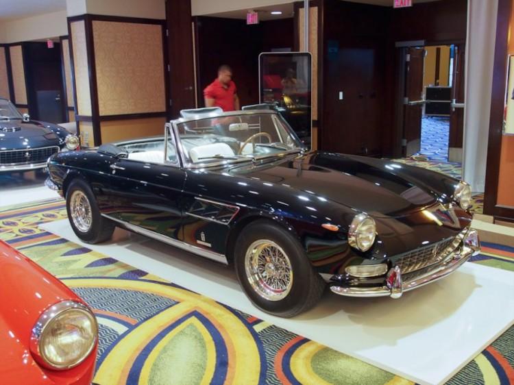 1966 Ferrari 275 GTS, Body by Pininfarina