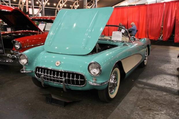 1956 Chevrolet Corvette Convertible