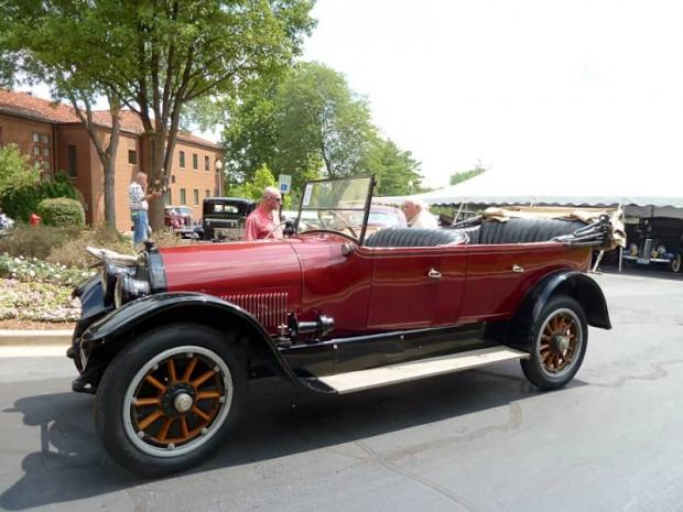 1921 Cadillac Type 59 Seven-Passenger Touring Car