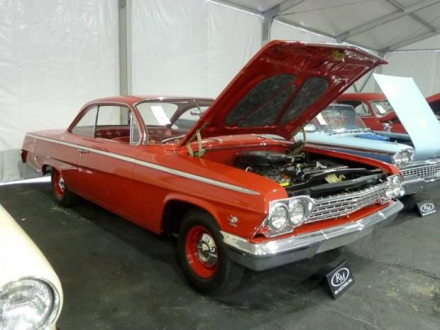 1962 Chevrolet Bel Air 2-Dr. Hardtop