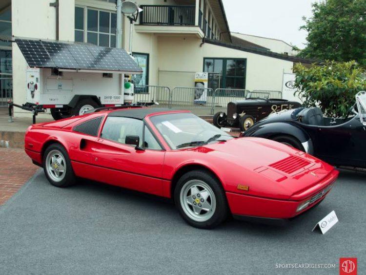 1988 Ferrari 328 GTS Spider