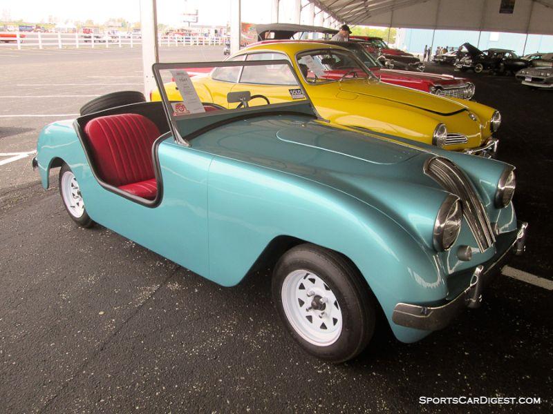 1952 Crosley Super Sport Roadster