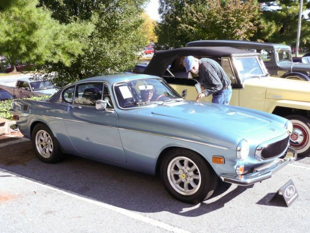 1972 Volvo P1800E Coupe