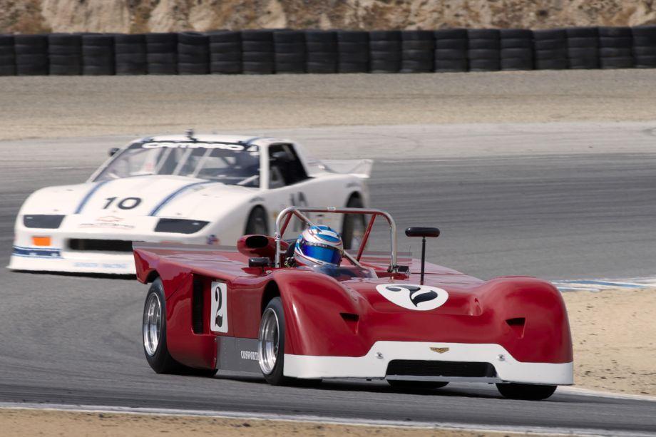 Jonathan Feiber's 1971 Chevron B19.