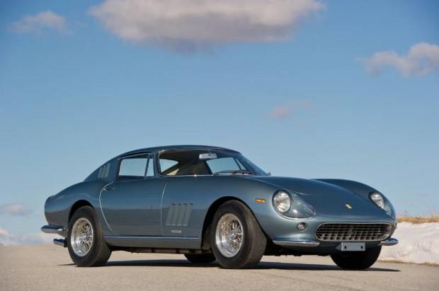 1965 Ferrari 275 GTB, Body by Scaglietti