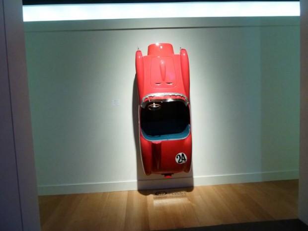 Ferrari 180 Testa Rossa Child's Ca