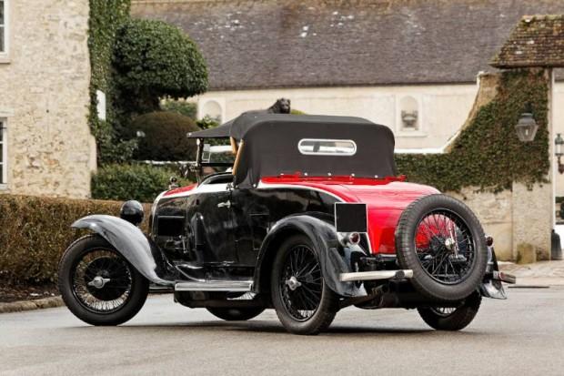 1929 Bugatti Type 40 Roadster Luxe