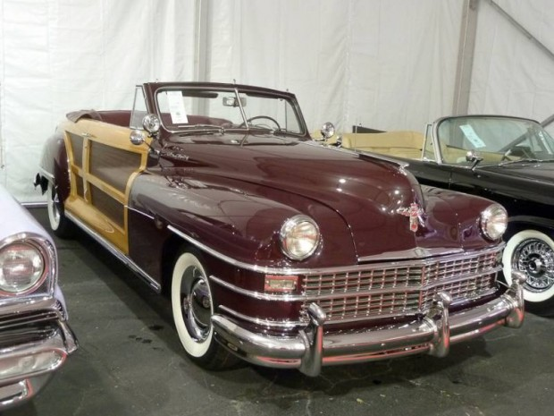 1946 Chrysler Town and Country Convertible