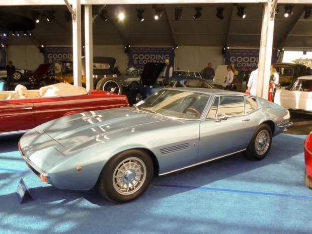 1971 Maserati Ghibli SS Coupe
