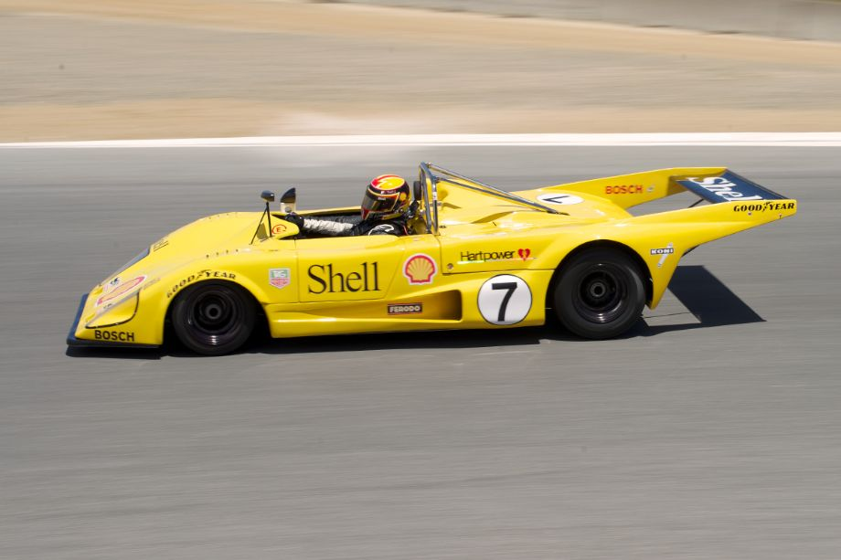 Mike Thurlow's 1973 Lola T294.