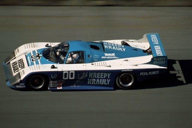 Kreepy Krauly Porsche-March 83G