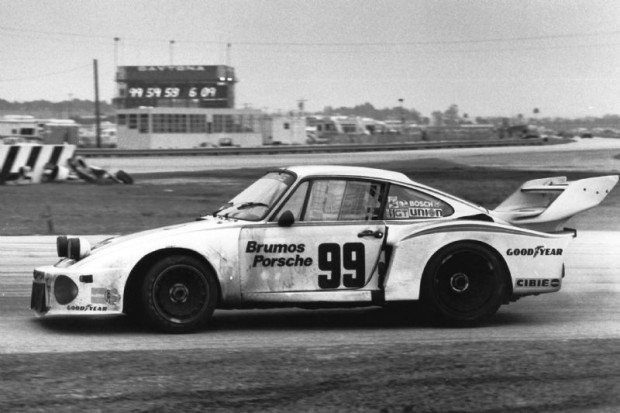 Brumos Porsche twin-turbo 935
