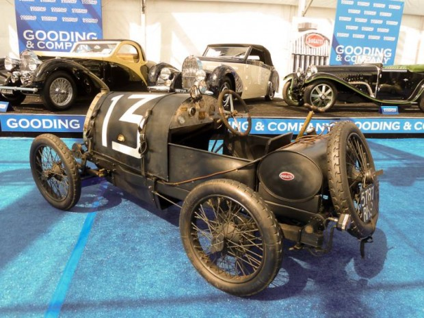 1920 Bugatti Type 13 16-valve Two-Seater