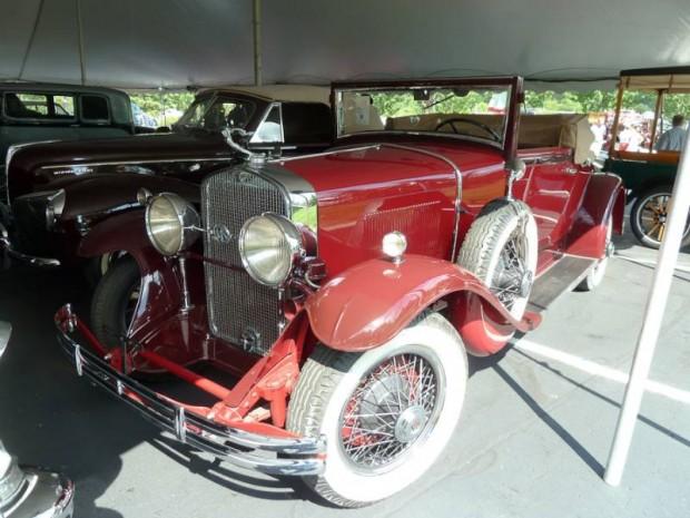 1929 LaSalle 328 Convertible