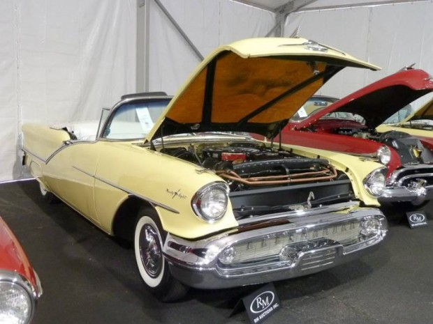 1957 Oldsmobile Ninety-Eight Starfire Convertible