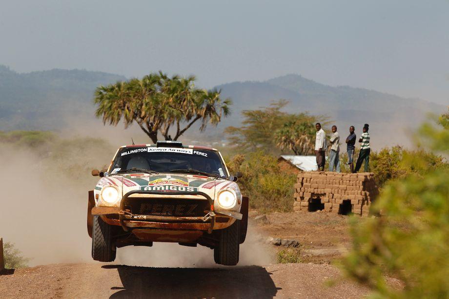 Steve Perez / John Millington, Datsun 260Z