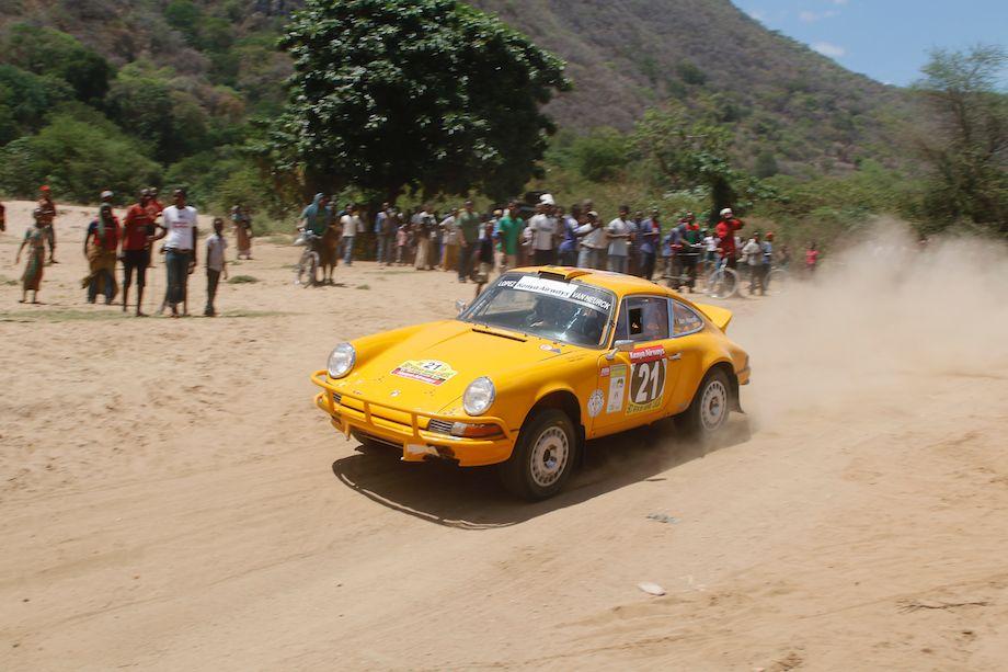 Patrick Van Heurck / Alain Lopez, Porsche 911