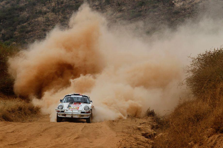 Gregoire De Mevius / Alain Guehennec, Porsche 911