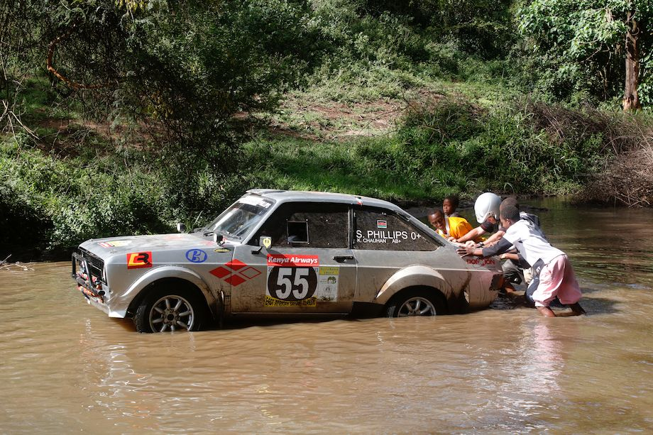 2013 East African Safari Classic Rally