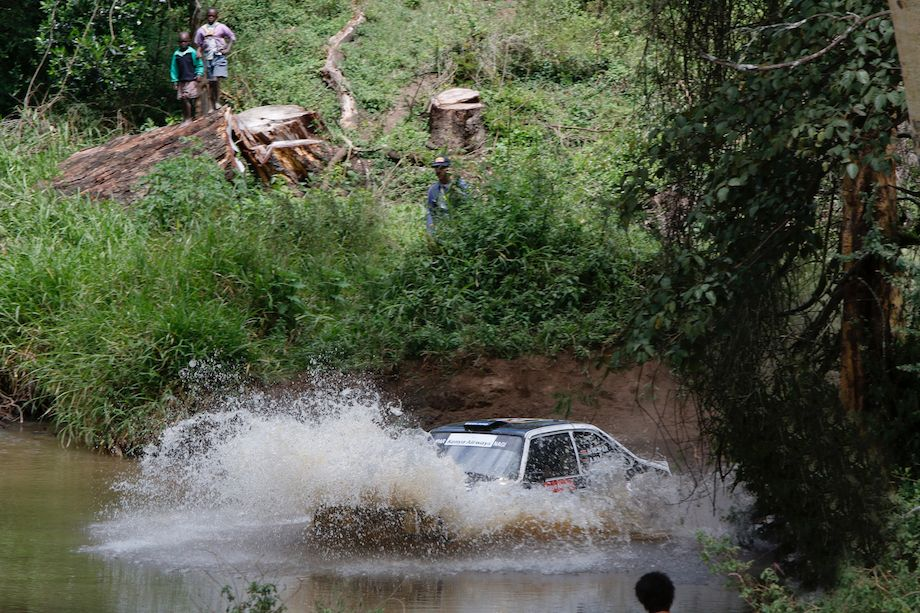 2013 East African Safari Classic Rally