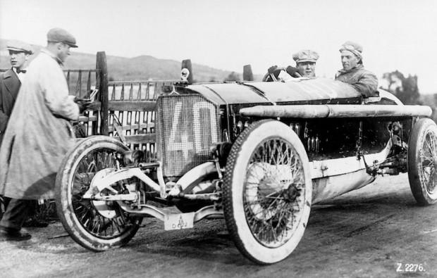 1922 Targa Florio, 115 HP Mercedes Grand Prix racing car