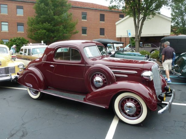 1936 Chevrolet FA Master Deluxe Sport Coupe