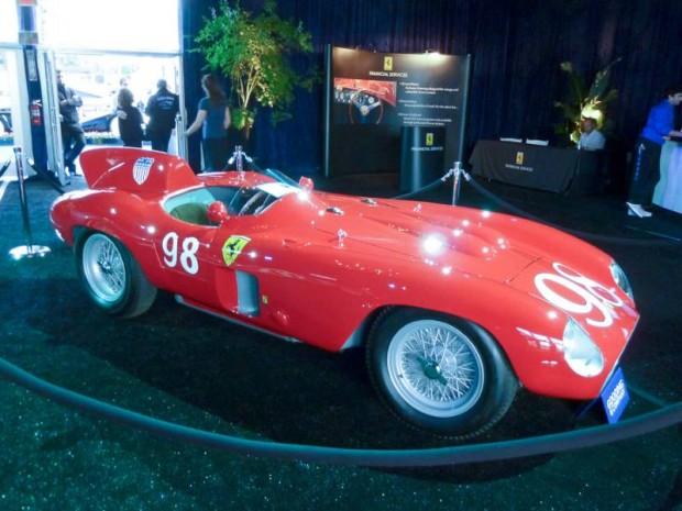 1955 Ferrari 857 Sport Sports Racer