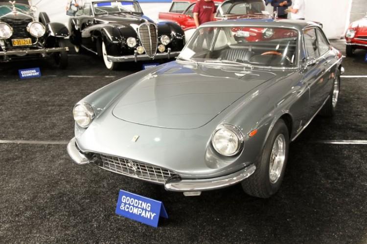 1968 Ferrari 330 GTC Coupe, Body by Pininfarina