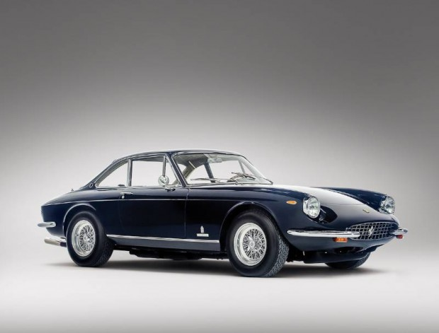 1968 Ferrari 365 GTC, Body by Pininfarina