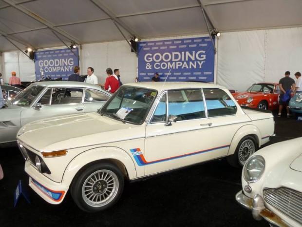 1974 BMW 2002 Turbo Coupe