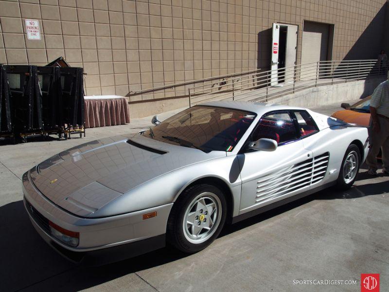 1991 Ferrari Testarossa Coupe, Body by Pininfarina
