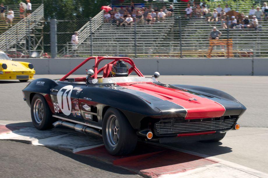 Jerry Gollnick's 1964 Corvette.