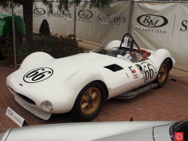 1961 Chaparral 1 Prototype Sports Racer
