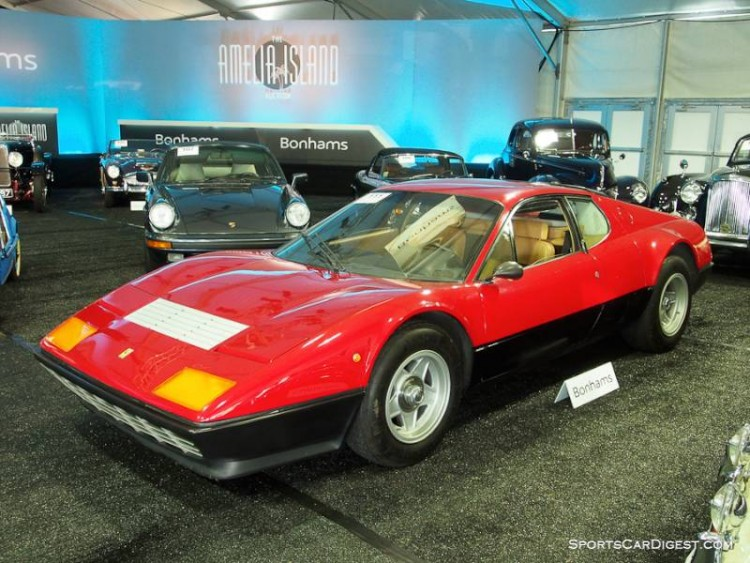 1980 Ferrari 512 BB Berlinetta