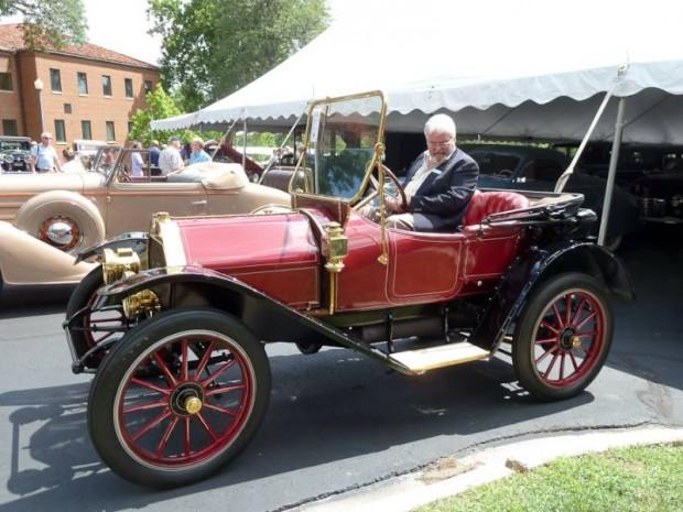 1911 Overland Model 38 Roadster