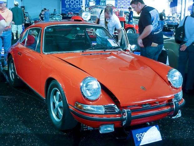 1969 Porsche 911S 2.0 Coupe