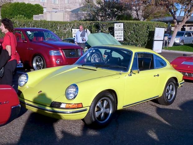 1972 Porsche 911T 2.4 Coupe