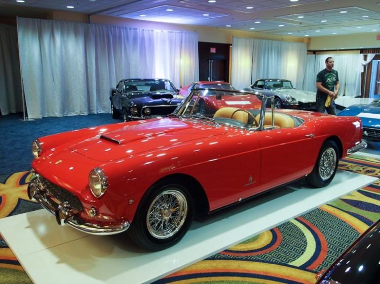1962 Ferrari 250 GT Pf Cabriolet SII, Body by Pininfarina