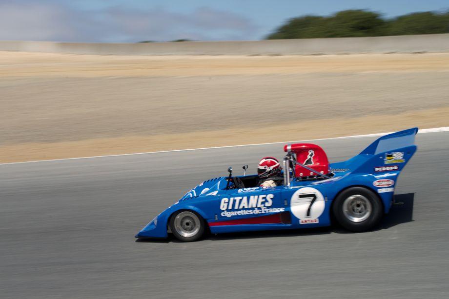 Lola T282 in turn nine Sunday.