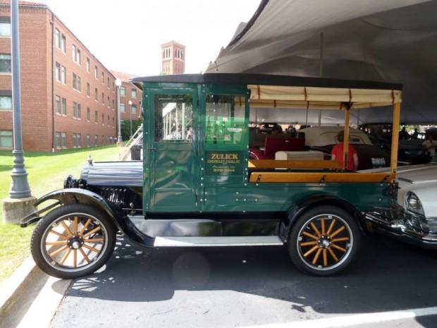 1922 Chevrolet 490 Canopy Express Truck