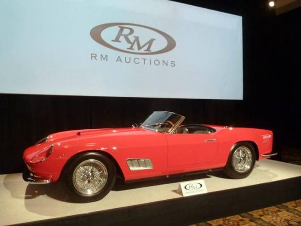 1958 Ferrari 250 GT LWB California Spider, Body by Pinin Farina