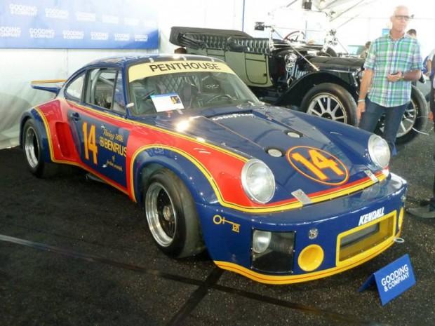 1974 Porsche 911 Carrera 3.0 RSR Coupe