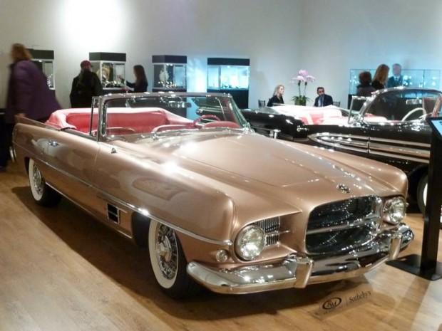 1957 Dual-Ghia D/G Convertible